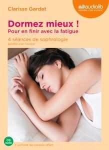 couverture du livre dormez mieux de clarisse gardet