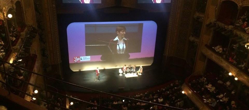Théâtre du Châtelet 11 novembre 2015 conférence sur la méditation