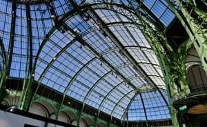 Nef du Grand Palais, Paris. France.
